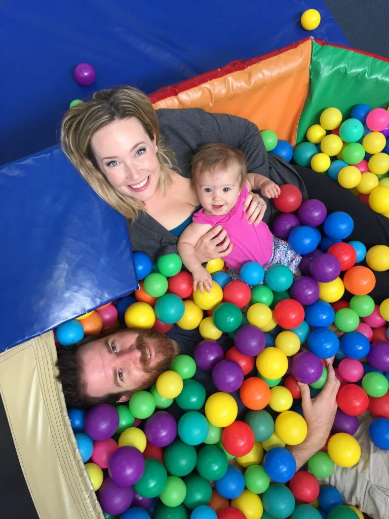 Baby Play at the Canberra YMCA is fun for everyone!