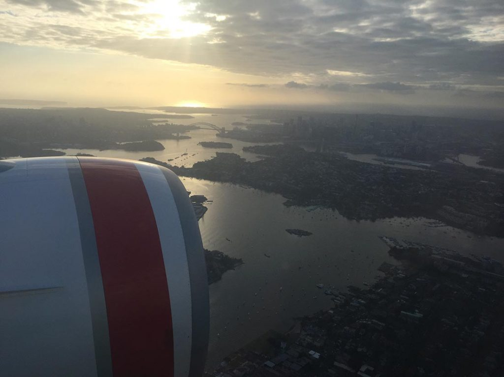 Good Morning Sydney!
